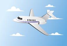 Jet privado libre illustration