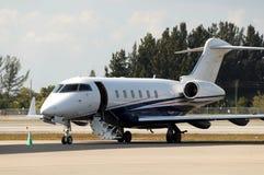 Jet privado Imágenes de archivo libres de regalías