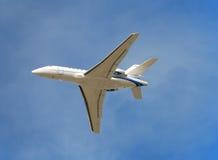 Jet privado de lujo Fotografía de archivo libre de regalías