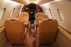 Jet privato Fotografia Stock Libera da Diritti