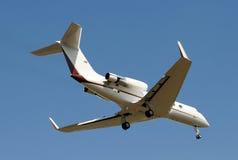 Jet privato Immagine Stock