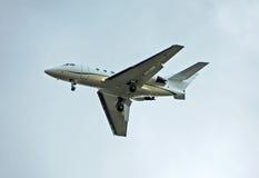 Jet privato per servizio di lettera Fotografia Stock