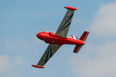 Jet Provost T3A Royalty Free Stock Images