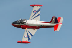 Jet Provost T3A Trainer Stock Image