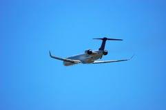 Jet régional CRJ-900LR de Canadair CL-600-2D24 de ligne aérienne d'Eurowings Photo stock