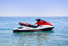 Jet Ski Royalty Free Stock Photo