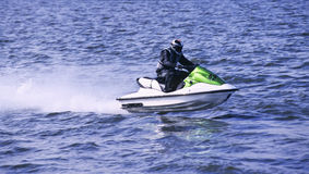 Jet-ski Royalty Free Stock Photos