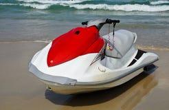 Jet Ski. At phuket beach Royalty Free Stock Photos