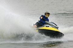 Free Jet Ski Royalty Free Stock Images - 282519