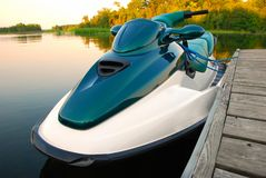 Jet Ski Royalty Free Stock Images