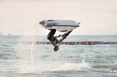 Jet ski Fotografie Stock