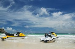 Jet Ski Royalty Free Stock Image