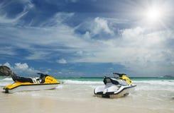 Jet Ski Royalty Free Stock Photos