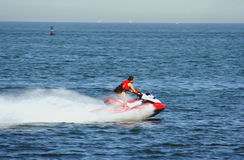 Jet Ski, Australia Royalty Free Stock Images
