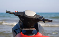Jet-ski close-up Stock Photography