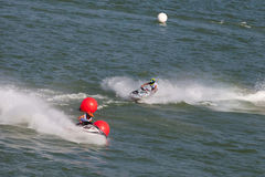 Jet Ski Competition Stockbild