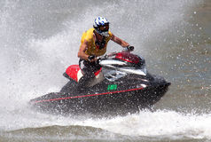 Jet Ski driver-5 Stock Photography