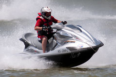Jet Ski driver-8 Royalty Free Stock Photography