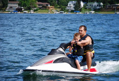 Free Jet Ski Fun Royalty Free Stock Image - 8082796