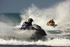 Jet ski Grandprix 2012 Royalty Free Stock Photography