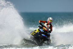 Jet ski Grandprix 2012 Stock Photos