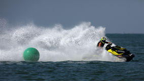 Jet ski Grandprix 2012 Royalty Free Stock Photos