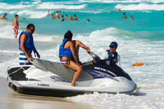 Jet ski Stock Photography