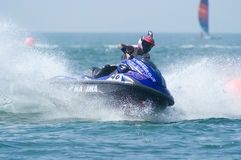 Jet Ski King's Cup World Cup 2009 at Pattaya Stock Photography