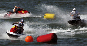 Jet Ski Race-14 Stock Photos