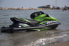 Jet Ski race Stock Photos