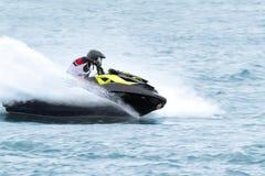 Jet ski racing Stock Photography