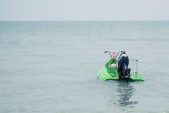 Jet Ski on the sea Stock Photos