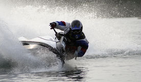 Jet-ski-soderica-2 Royalty Free Stock Photography
