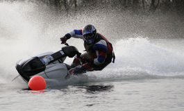 Jet-ski-soderica-2 Stock Photos