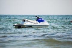 Jet ski in water Stock Photos