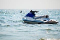 Jet ski in water Stock Images