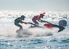 Jet Ski World Cup 2017 em Tailândia Imagem de Stock Royalty Free