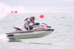 Jet Ski World Cup 2014 em Tailândia Foto de Stock