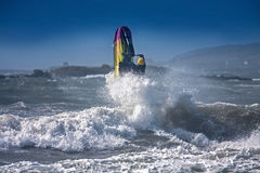 Jet skier Stock Photos