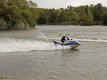 Jet Skiers Stock Photo