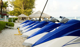 Jet Skis Stock Images