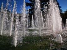 Free Jet Streams From The Fountain Stock Photos - 160965743