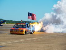 Jet Truck Royalty Free Stock Photos