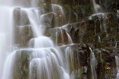 Jet waterfall Unexpected. Stock Images