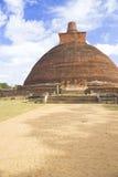 Jetavana Dagoba, Anuradhapura, Sri Lanka Stock Images