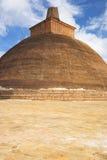Jetavana Dagoba, Anuradhapura, Sri Lanka Royalty Free Stock Images