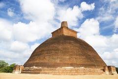 Jetavana Dagoba, Anuradhapura, Sri Lanka Stock Photo