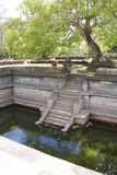 Jetavana Monastery, Anuradhapura, Sri Lanka Stock Image