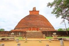 Jetavanaramaya Stupa, Sri Lanka UNESCO World Heritage Royalty Free Stock Images