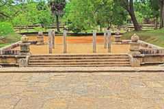 Jetavanaramaya Stupa, Sri Lanka UNESCO World Heritage Royalty Free Stock Photography